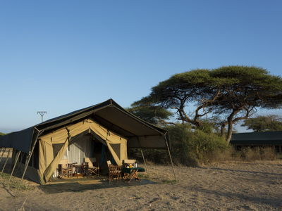 Tented Camp Serengeti